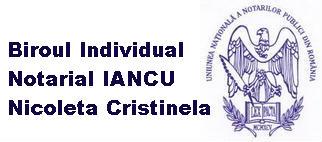Notar Iancu Nicoleta