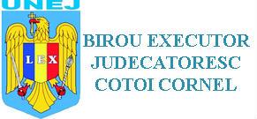 Birou executor Cotoi Cornel