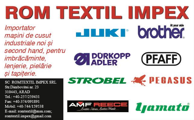 ROMTEXTIL IMPEX SRL