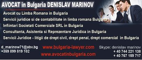 BIROU AVOCAT DENISLAV MARINOV